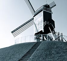 Windmill by tbyh2o