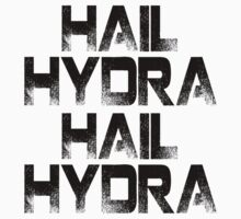 HAIL HYDRA by HalfFullBottle