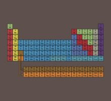 Periodic Table by CRDesigns