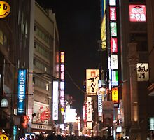 Dotonbori by photoeverywhere