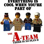 Lego A-Team by djprice