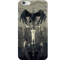 Dark Times iPhone Case/Skin