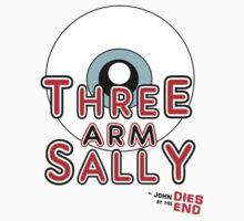 Three Arm Sally by HalfFullBottle