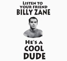 Billy Zane by HalfFullBottle
