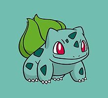 Bulbasaur by Vaughn  Pasini