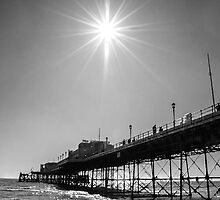 WORTHING PIER BEACH FRONT... by buddybetsy