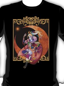 Kefka Palazzo from Final Fantasy VI T-Shirt