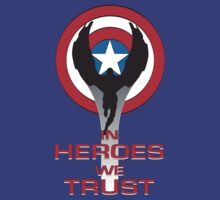 IN HEROES WE TRUST (Falcon) by pocus