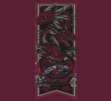Targaryen Banner by TowerBeaver