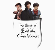 The Best of British Cheekbones by Redsdesign