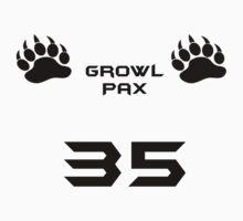 Growl pax Shirt by WereGrowling