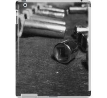 Sockets iPad Case/Skin