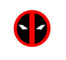 Deadpool Logo  by Habubita