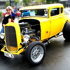 A Hot Rod with class........! by Roy  Massicks