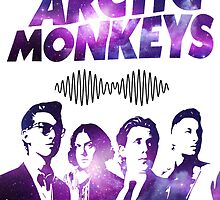 Arabella inspired Arctic Monkeys Design by Dalal Semprun
