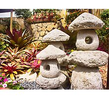 Panagbenga 2014 stone carvings Photographic Print