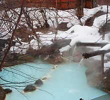 Shirahone Onsen by photoeverywhere