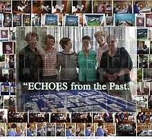 """Echoes from the Past"" - such a big project.  by MrJoop"