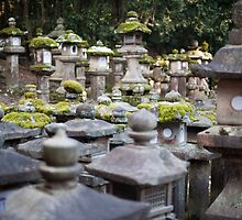 Kasuga Taisha Lanterns by photoeverywhere