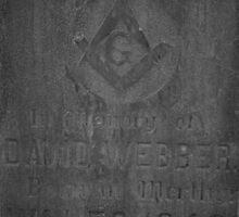 Masonic Gravestone by SupriseMF