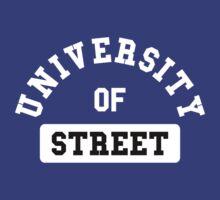 University of street by WAMTEES