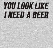 I Need A Beer by Alan Craker