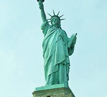 Statue of Liberty by australiansalt