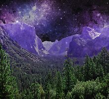 Landscape in Space by cjohn4043