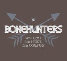 BONEHUNTERS Insignia SIGIL 14th ARMY 8TH LEGION 2ND COMPANY (fanart) by jazzydevil