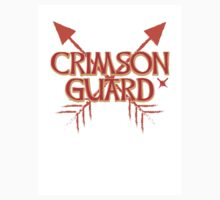 CRIMSON GUARD sigil with arrows crossed fanart 1 by jazzydevil