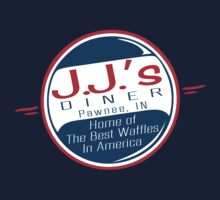 Welcome to J.J.'s Diner by johnbjwilson