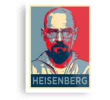 Walter White a.k.a. Heisenberg Metal Print