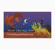 Snap Crackle Pop: Moon Princess of Electric Destiny by Kit Fox