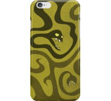 Funny Cartoon Evil Snakes iPhone Case/Skin