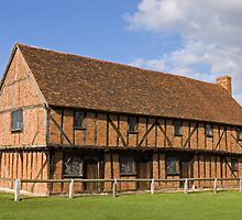 Moot Hall Elstow by Kawka