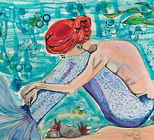 Dream on Aquarius by Christel  Roelandt