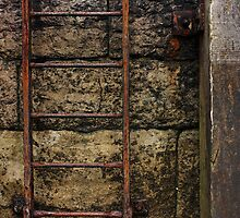 Rusty Ladder by MetamorphosisRS
