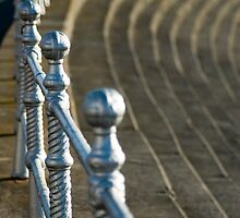 Blackpool Victorian balustrade by photoeverywhere