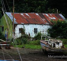 Old Boat House by MetamorphosisRS