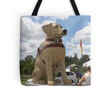 Guide Dog Effigy  Tote Bag