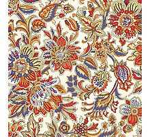 Abstract Flower Pattern by sale