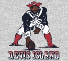 Revis Island - New Engalnd Patriots Darelle Revis by erikaandmonty