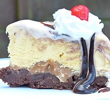 Ice-Cream Cake by Michelle Ordever