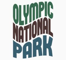 Olympic National Park by Location Tees