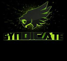 Syndicate logo by djohnson23
