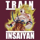 Train insaiyan - Goku wounded Namek by Ali Gokalp