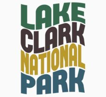Lake Clark National Park by Location Tees