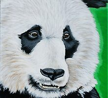 Happy Panda by Scotty Richard