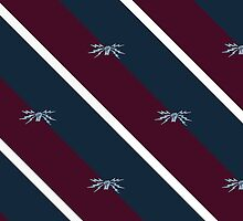 RAF Fist and Sparks stripe iPad cover by Tez Watson