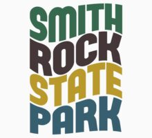 Smith Rock State Park by Location Tees